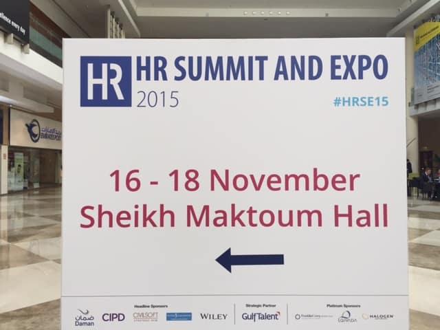 HR Summit & Expo_MasterClass Employee Engagement_Dubai UAE