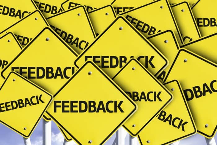 The Power Of Feedback — Even When It Is Completely Unexpected