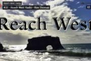 Audio: Reach West Radio - Ron Thomas