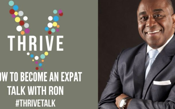 How to Become an Expat | Ron Thomas