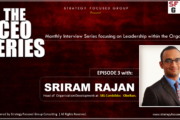 The CEO Series EP 3: HR Leadership Conversation with Sriram Rajan