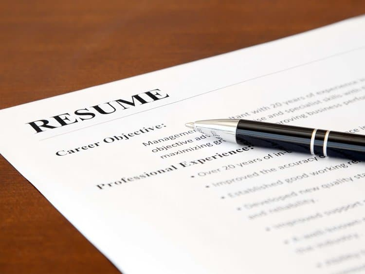 biggest mistake on resume strategy focused group dwc llc
