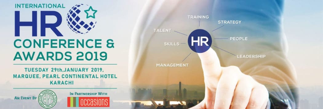 International HR Conference and Awards 2019 (IHRCA